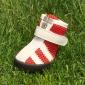 新款宠物狗鞋,狗狗运动鞋,网布鞋,狗狗外贸鞋,环保宠物鞋